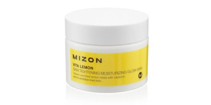 Mizon, Vita Lemon Calming Cream