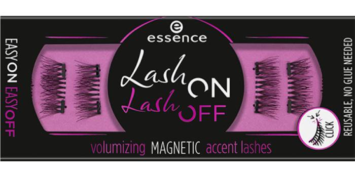 Essence Lash On Lash Off