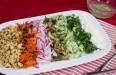 Салат с грейпфрутом - рецепты приготовления с фото