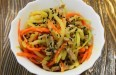 Салат из дайкона вкусный и простой
