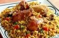 Плов из пропаренного риса: как приготовить