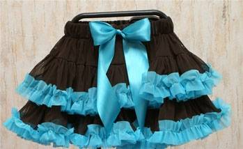 Пошитая юбка американка