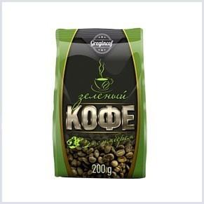Кофейно-имбирная смесь Gregincof