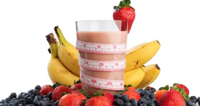 Смузи – полноценный прием пищи в диете