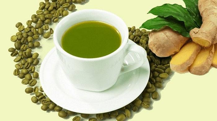 Рецепт имбирно-кофейно напитка для похудения