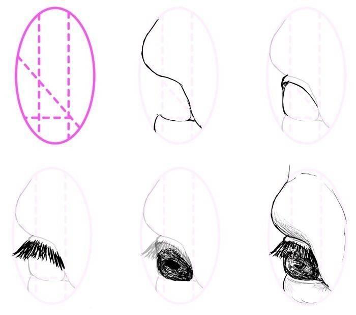 Техника рисования