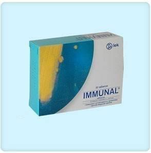 Иммунал - препятствие на пути болезнетворных микробов