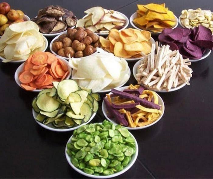 Ингредиенты для блюд диабетической диеты