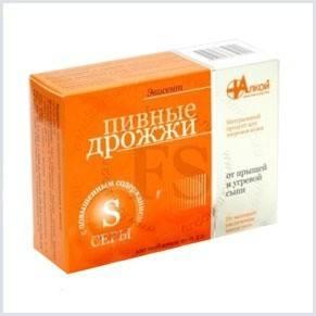 Дрожжевой препарат Эвисент с серой