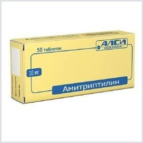 Амитриптилин уменьшает в ушах громкий шум