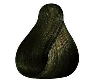 Темно-русый тон волос