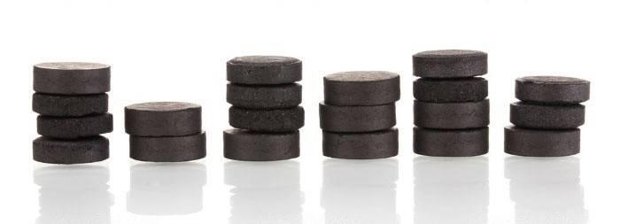 Активированный уголь средство от отравлений
