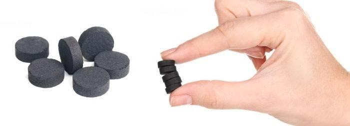 Уголь безопасен для организма