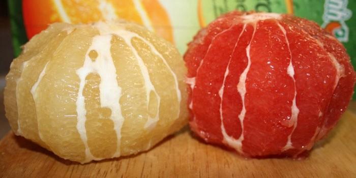Белый или красный: какой грейпфрут выбрать
