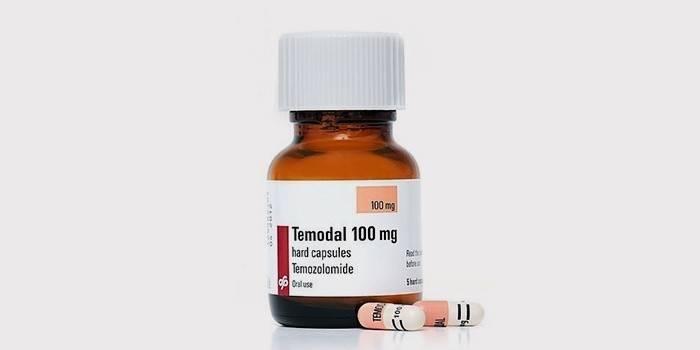 «Темодал» для лечения глиобластомы головного мозга