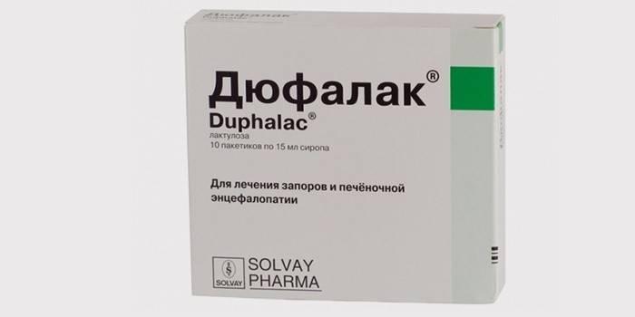 Лекарство Дюфалак