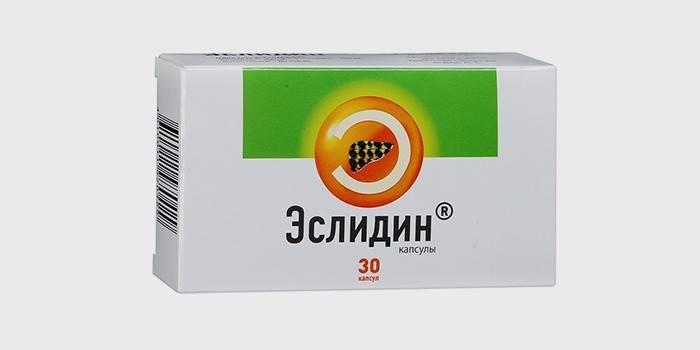 Гепатопротектор для печени «Эслидин»