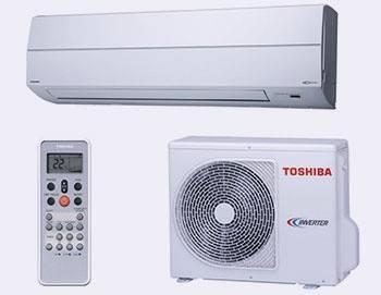 Кондиционер Toshiba с инвертером