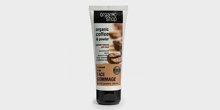 Organic Shop «Утренний Кофе»