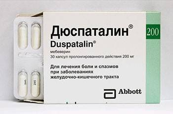 Дюспаталин эффективен при панкреатите