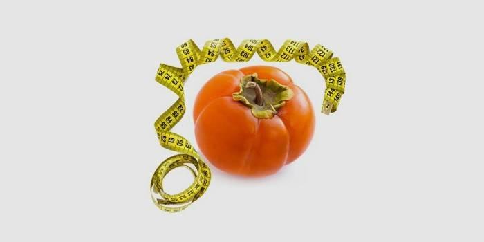 Хурма для похудения