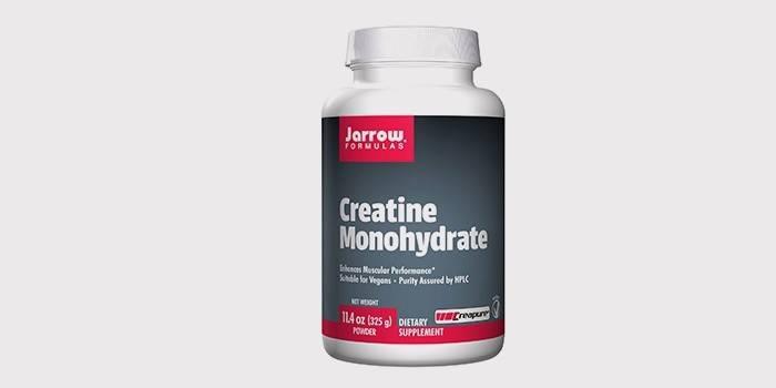 Как пить креатин моногидрат