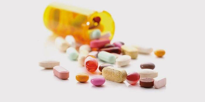 Чем остановить маточное кровотечение таблетки