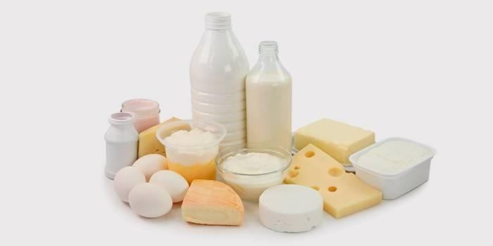 Молочные продукты для здорового похудения