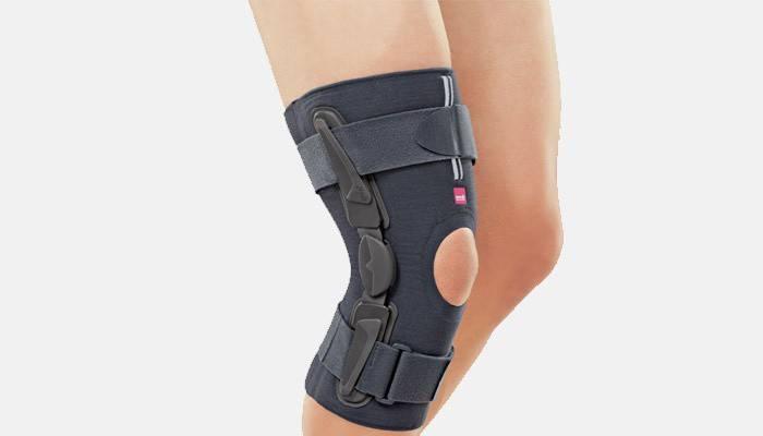 Наколенник для фиксации колена