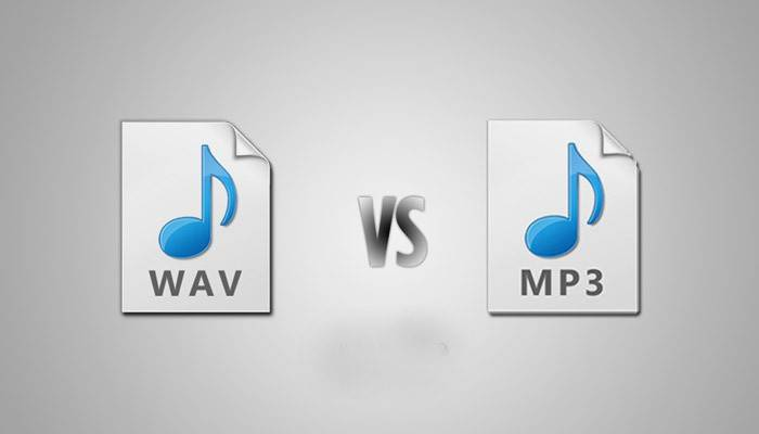 Формат WAV и MP3