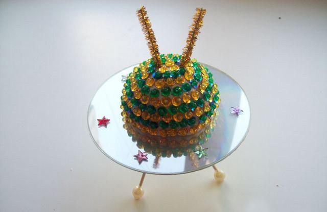 Космическая тарелка