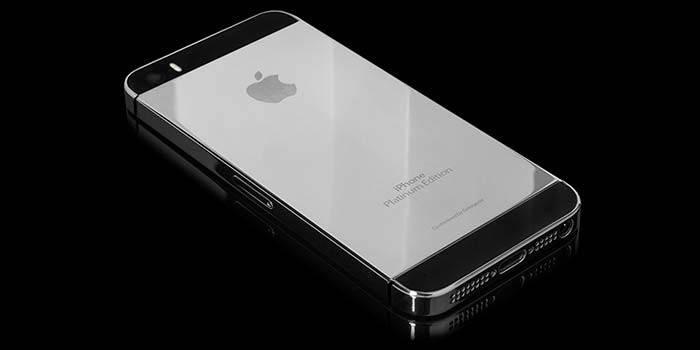 Задняя панель Айфон 5