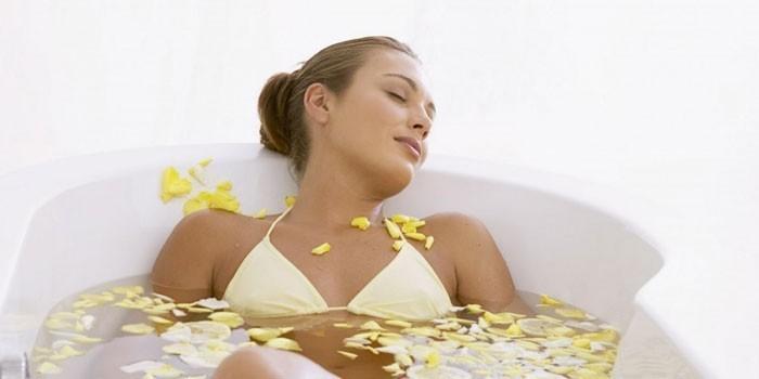 Как сделать ванну с эфирными маслами 100