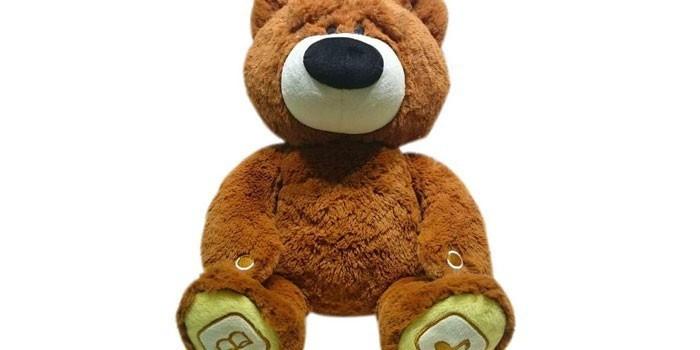 Интерактивная игрушка медведь Luv'n Learn 20020L