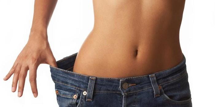 Польза талкана для похудения
