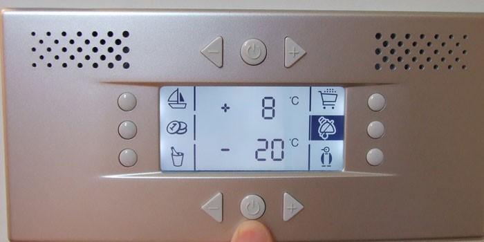 درجة الحرارة المفضلة في الثلاجة والفريزر