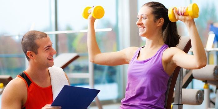 Фитнес программы для похудения для женщин