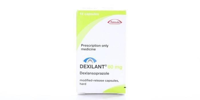 Препарат Дексилант