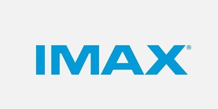 Логотип IMAX