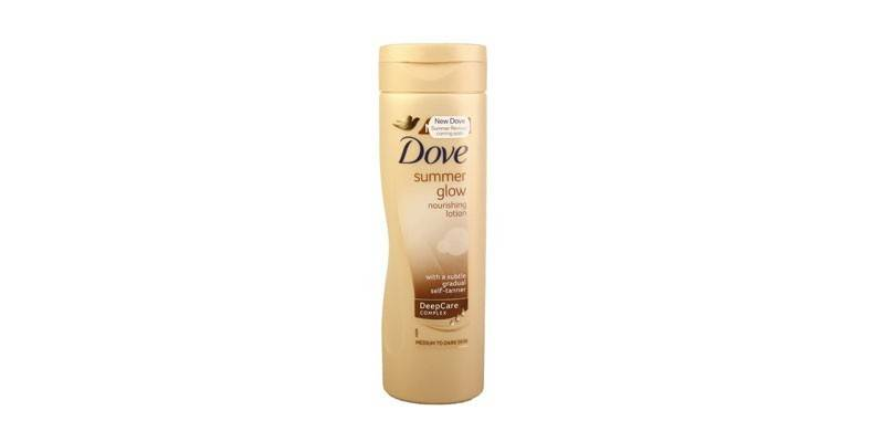 Dove Self Tanning Lotion Energy Glow