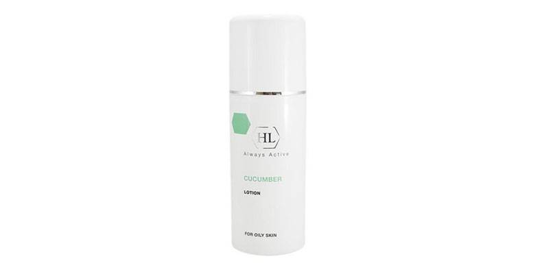 Holy Land LOTIONS Cucumber Face Lotion