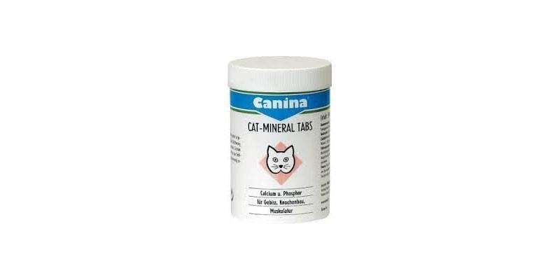 Canina Cat-Mineral Tabs
