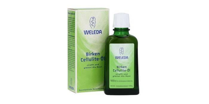 Weleda Birken Cellulite-Ol