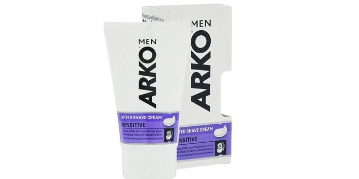 Sensitive Arko After Shave Cream