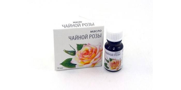 Весна Масло чайной розы
