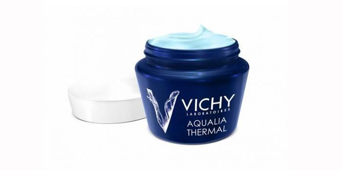 Ночной крем-гель Vichy  Aqualia Thermal
