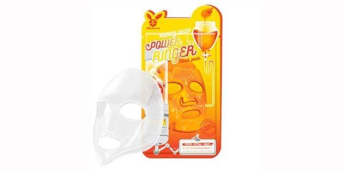 Power Ringer медовая