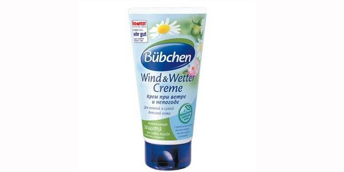 Bubchen от мороза и ветра