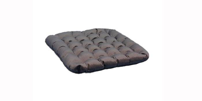 Подушка Уют 40х40 см лузга гречихи/полиэстер