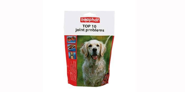 Витамины для собак Beaphar Top 10 Joint Problems